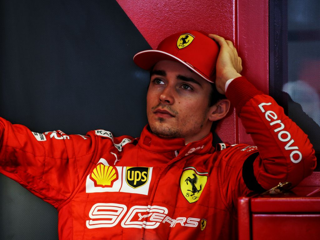 Charles Leclerc: Annoyed with qualifying performance