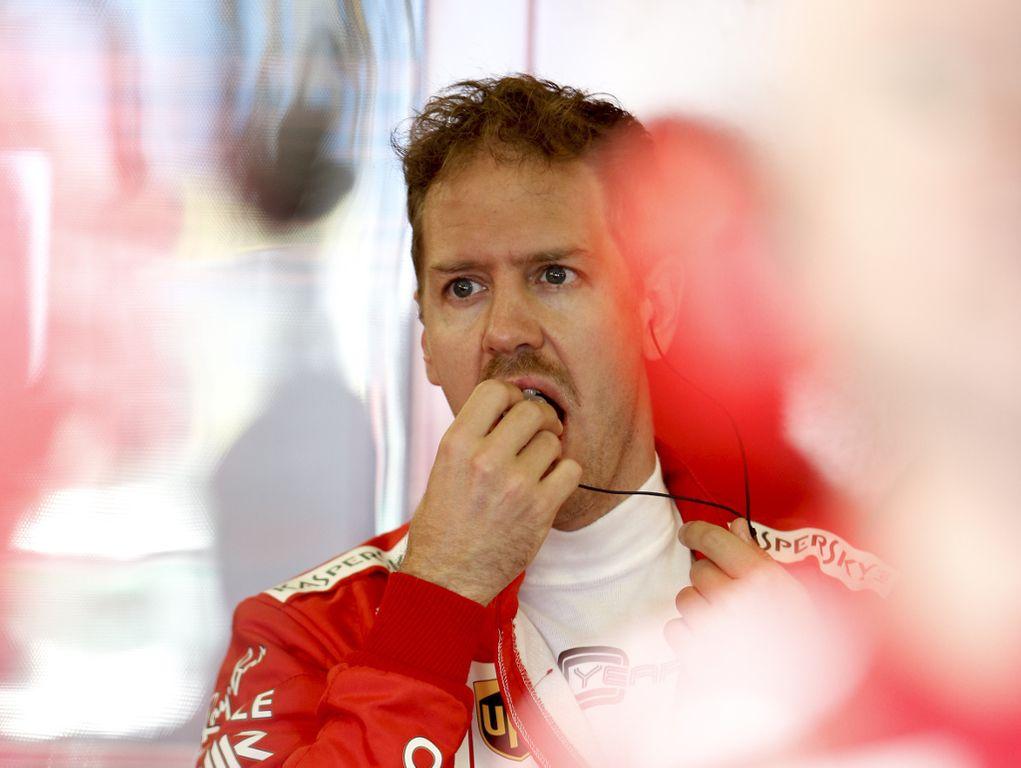 Sebastian Vettel: I guess we were just slow