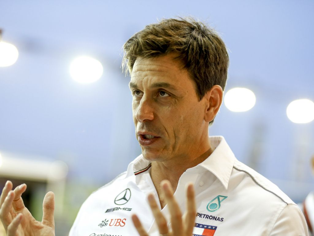 "Valtteri Bottas answered critics in the ""most dominant way"" says Toto Wolff."