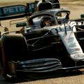 Lewis Hamilton: Mercedes car damaged