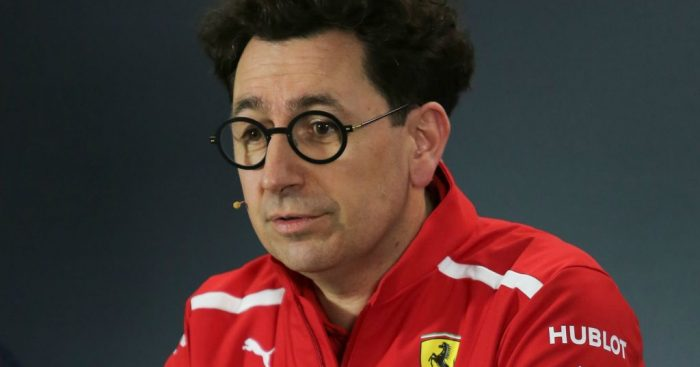 Balance issues plagued Ferrari and needs further investigation claims Mattia Binotto.