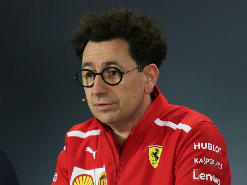 Balance issues plagued Ferrari and needs further investigation claims Mattia Binotto.