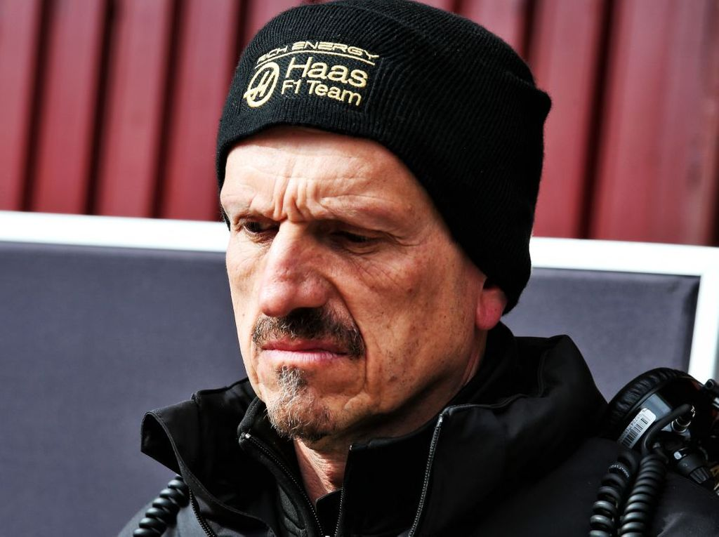 "Guenther Steiner has called it a day of ""mixed emotions"" after a P6 and another pit stop botch in Melbourne."