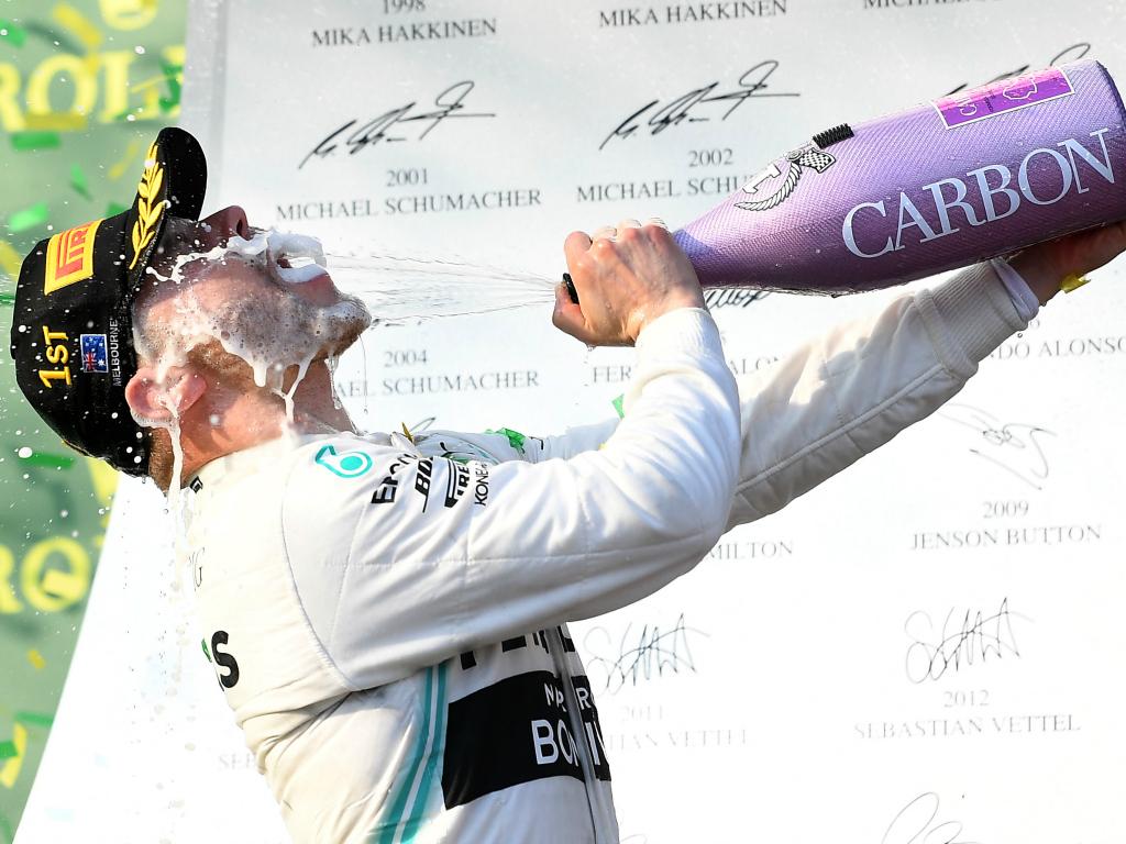 Valtteri Bottas: Victorious in Melbourne