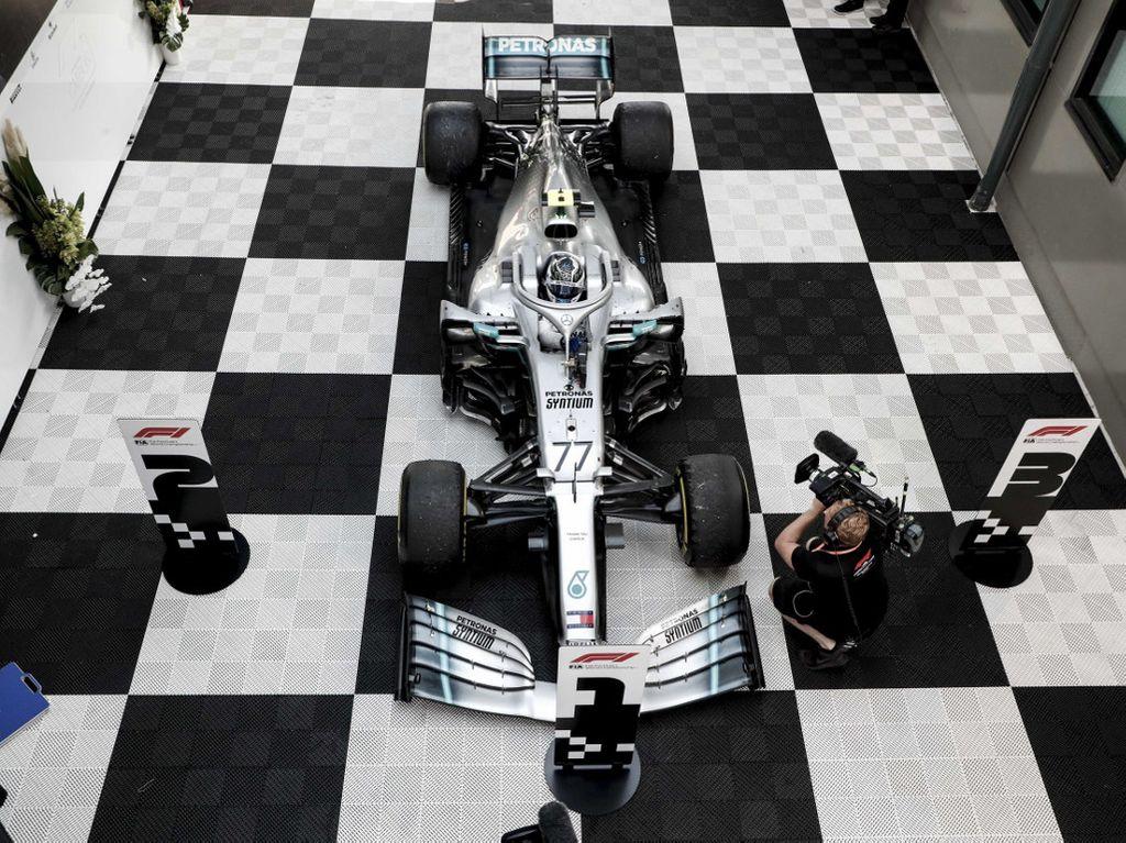 Valtteri Bottas explains 'f*** you' outburst after Aus GP win
