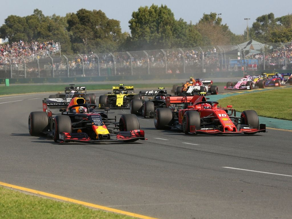 Red Bull: Not looking back to Ferrari