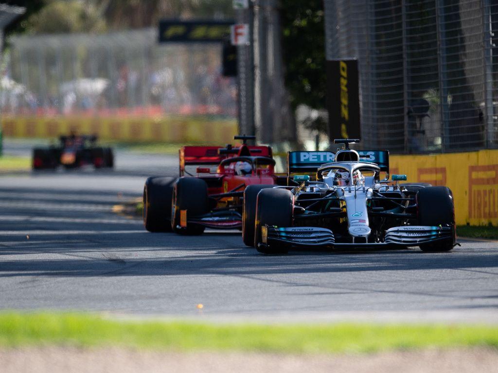 Mercedes won't discount Ferrari despite Aus woes