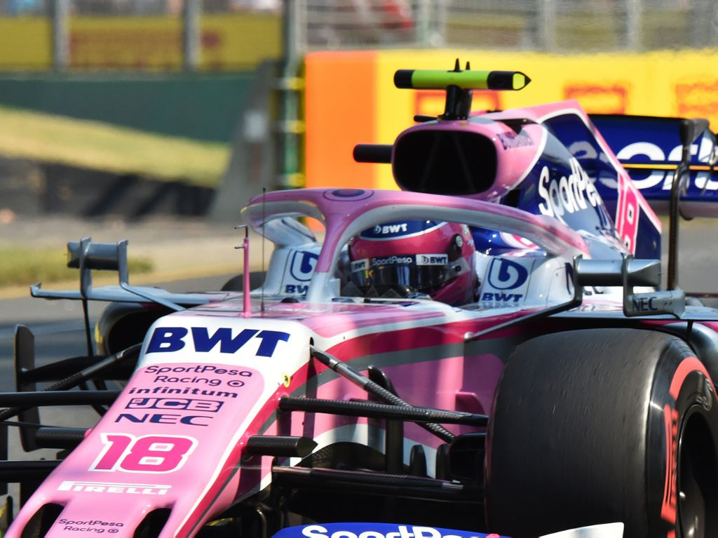 Lance Stroll relishing involvement in F1's midfield battle