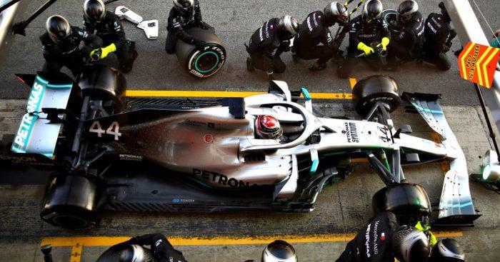 Mercedes turned Netflix away because Ferrari did