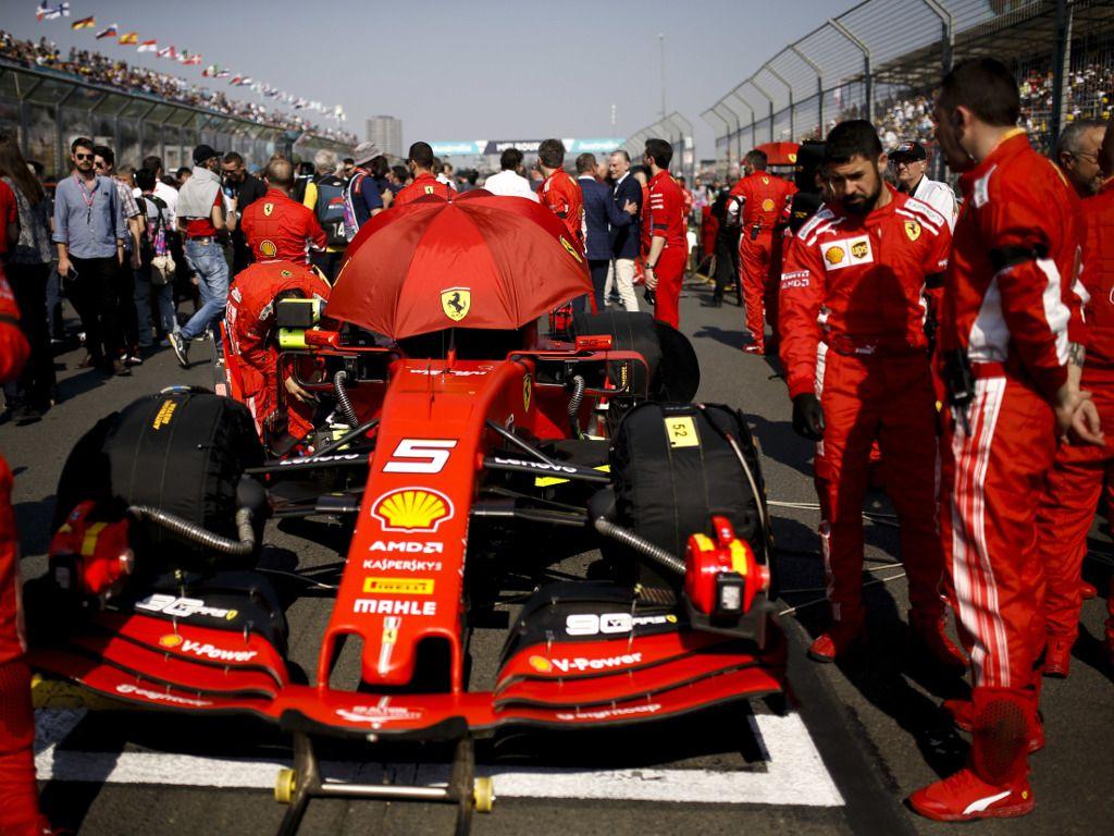 New season but same ol' criticism of Ferrari