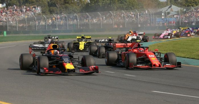 New broadcast deal signed for Formula 1 in Middle East and North Africa.