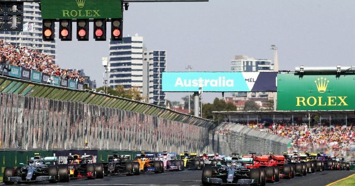 Australian GP retains slot as 2020 season-opener.