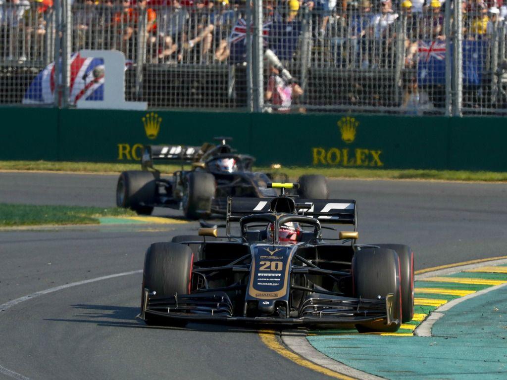 Haas closer than expected to Ferrari