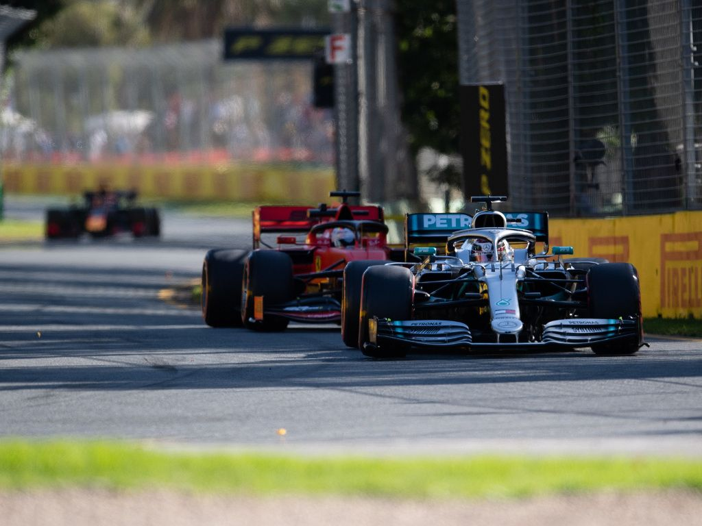 It's a six-way fight for the World Championship says Sebastian Vettel.