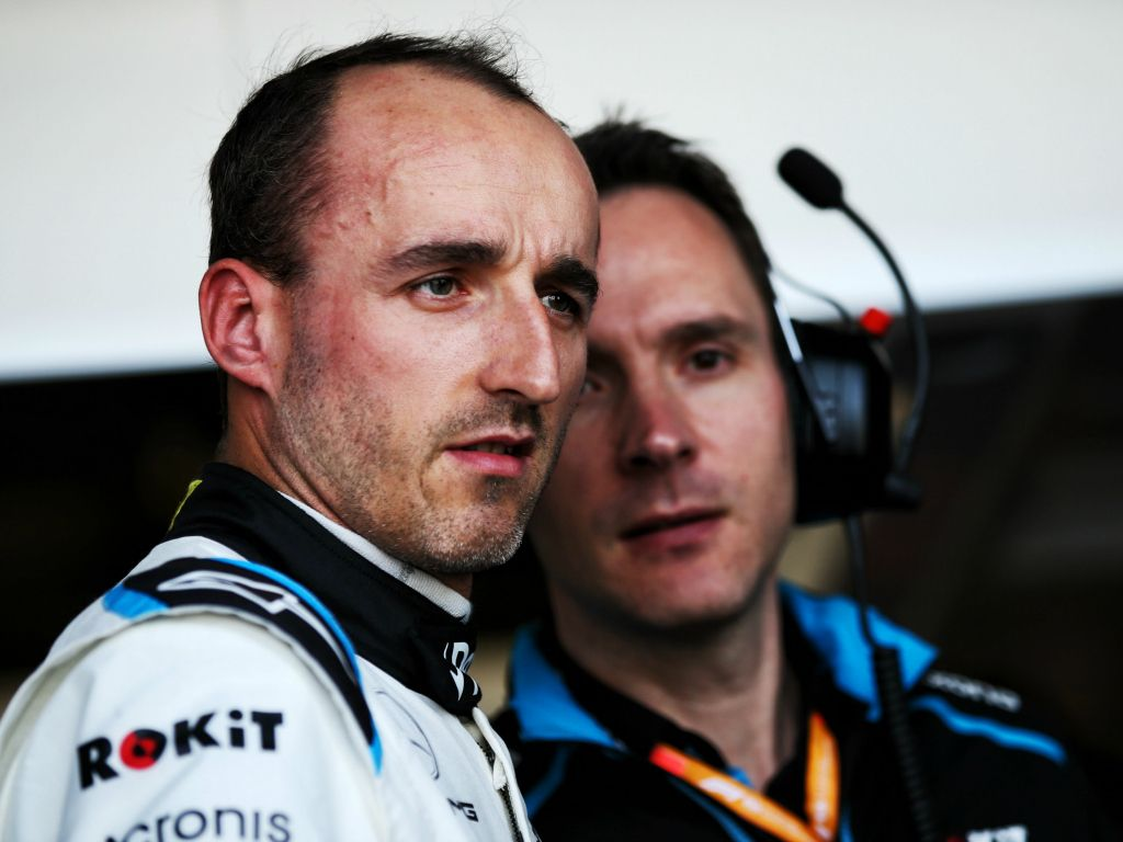 Robert Kubica: Return is terrible for F1