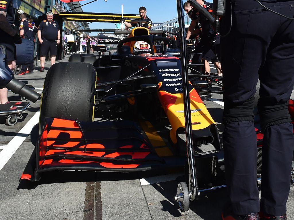 Red Bull: Rallycross chassis