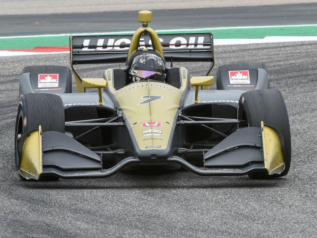 Marcus Ericsson: IndyCar has proper fights