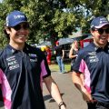 Lance Stroll: Closely matched to Sergio Perez in terms of race pace