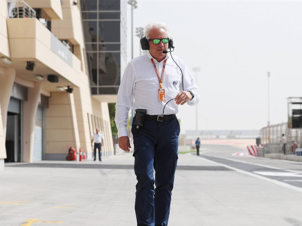 FIA splits Whiting's role in Bahrain
