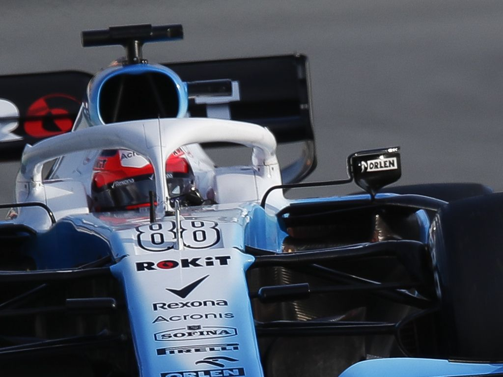 Williams are suffering from lack of parts