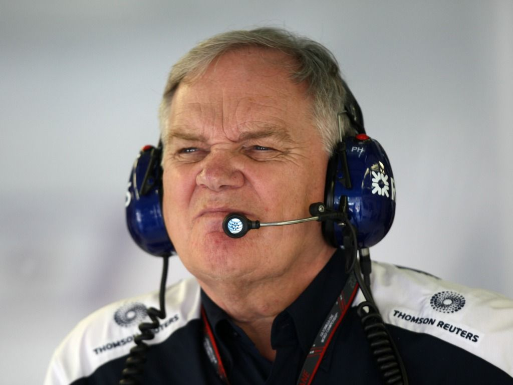 Sir Patrick Head: Back at Williams