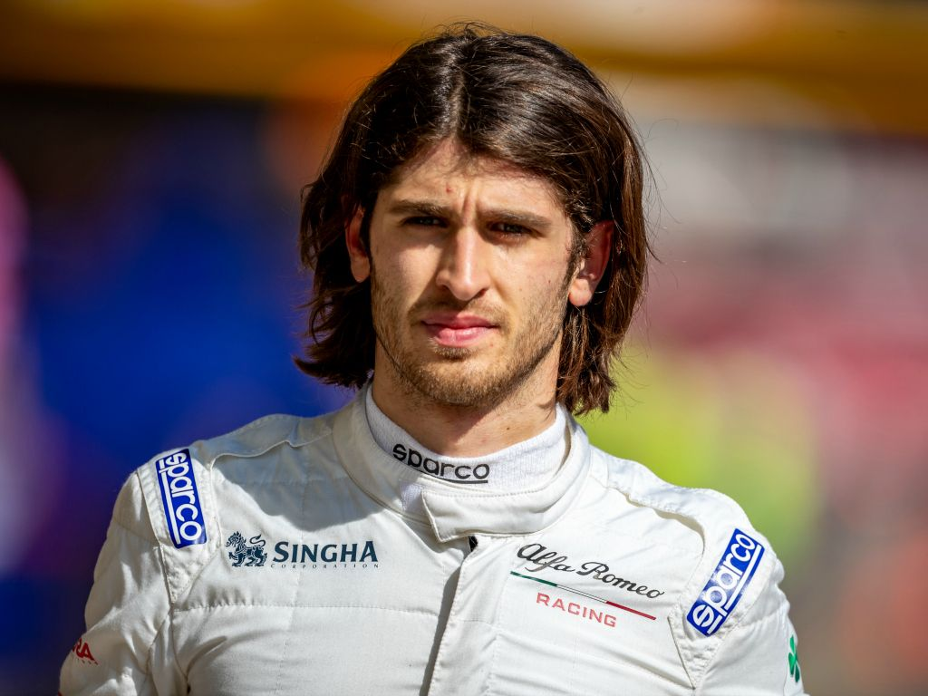Antonio Giovinazzi joked that he may as well just how up on Saturday's after his rotten free practice luck so far this season.