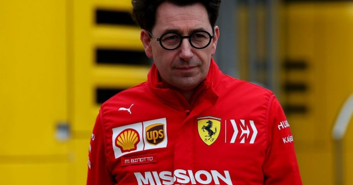 Mattia Binotto says Ferrari are still deciding on whether to get involved with Netflix's Drive to Survive or the Formula 1 E-Sports series.