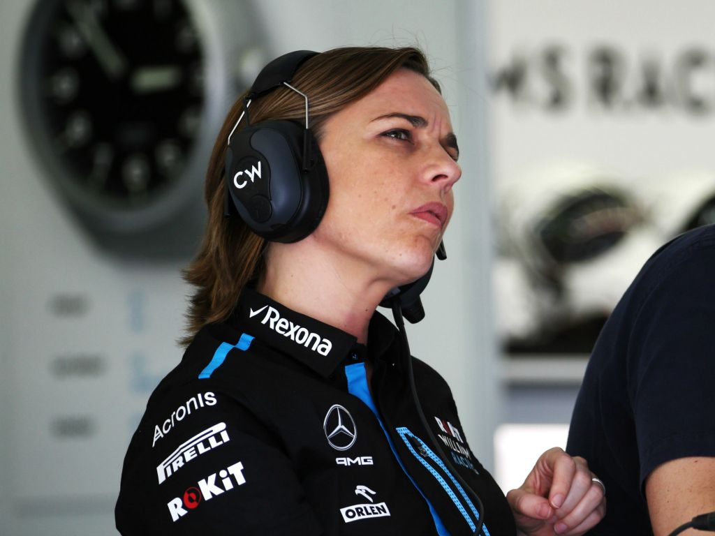 Williams: Have all the spares they need