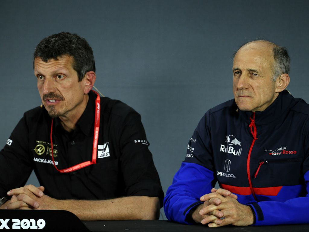 Guenther Steiner: Bahrain press conference