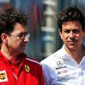 Mattia Binotto is the right man for the Ferrari job insists Ross Brawn.