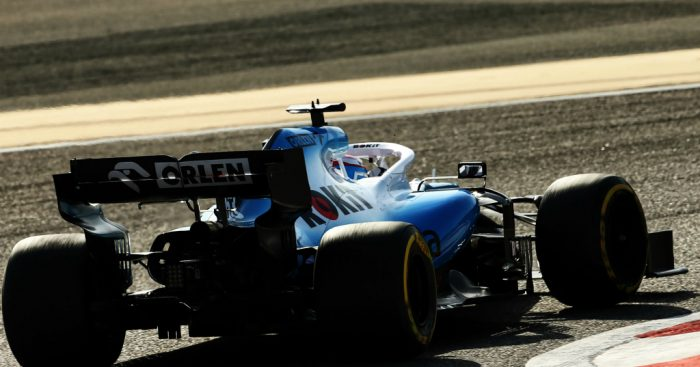 """George Russell says that Williams have some """"exciting updates in the pipeline"""", the first of which will be seen at the Spanish GP."""