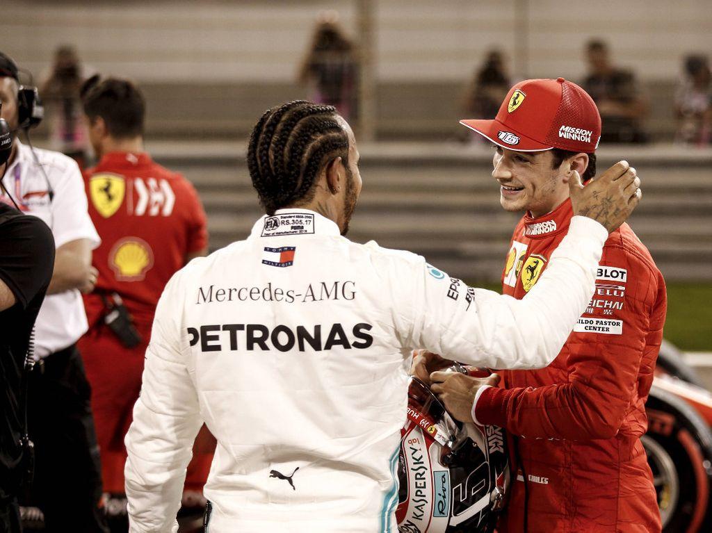 Revised Bahrain Grand Prix grid
