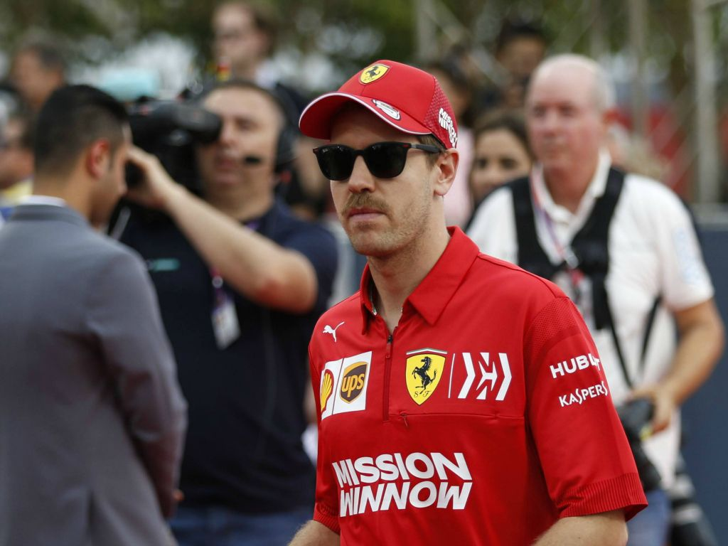 Sebastian Vettel: Big mistake in Bahrain