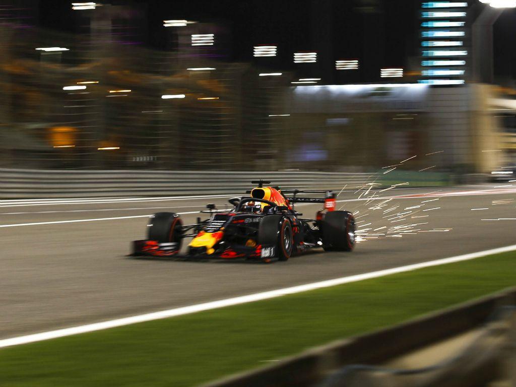 Max Verstappen: Red Bull didn't deserve podium