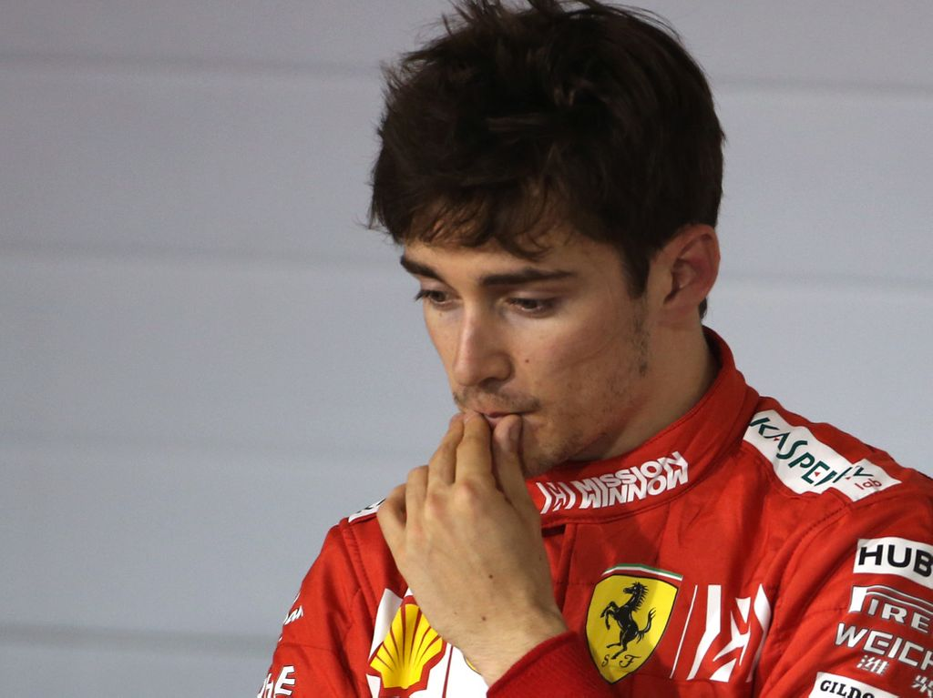 Charles Leclerc: Ferrari should be proud of Bahrain car
