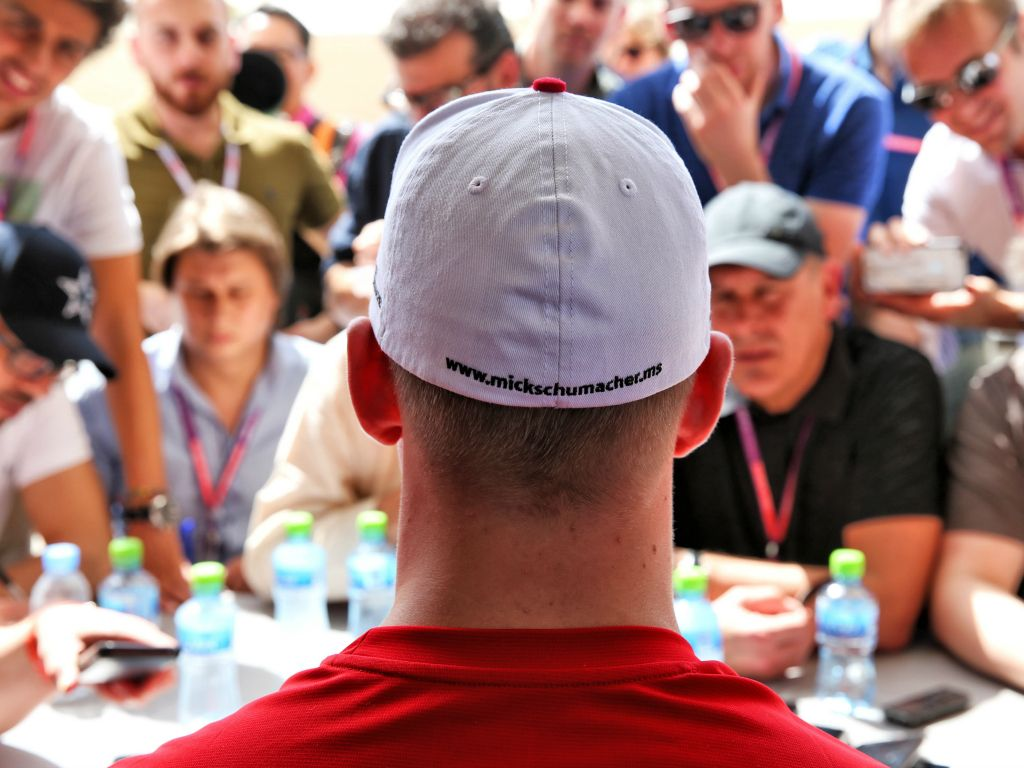 Pit Chat: What not to ask Mick Schumacher