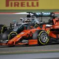 Sebastian Vettel denies cracking under pressure in Bahrain