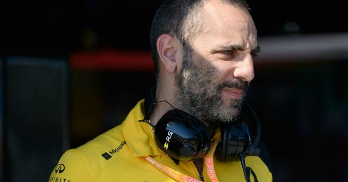 Cyril Abiteboul: Reliability is plaguing Renault