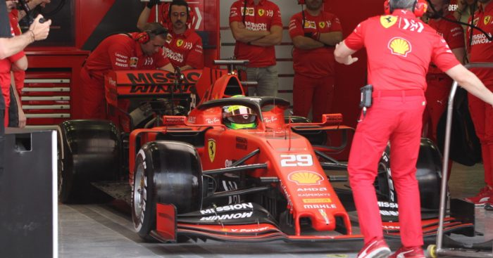 """Ferrari have been offered an """"open invitation"""" to join Formula E."""