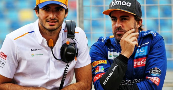 Fernando Alonso: MCL34 is a step forward in every aspect