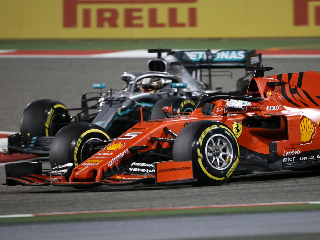 Mattia Binotto says Sebastian Vettel should not be criticised for his Bahrain GP error.