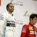 Lewis Hamilton claims that Ferrari's pace in Bahrain proved why Mercedes were so concerned after testing.