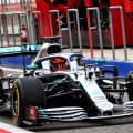 George Russell was happy with the learning experience after ending the post-Bahrain GP test in P1 for Mercedes.