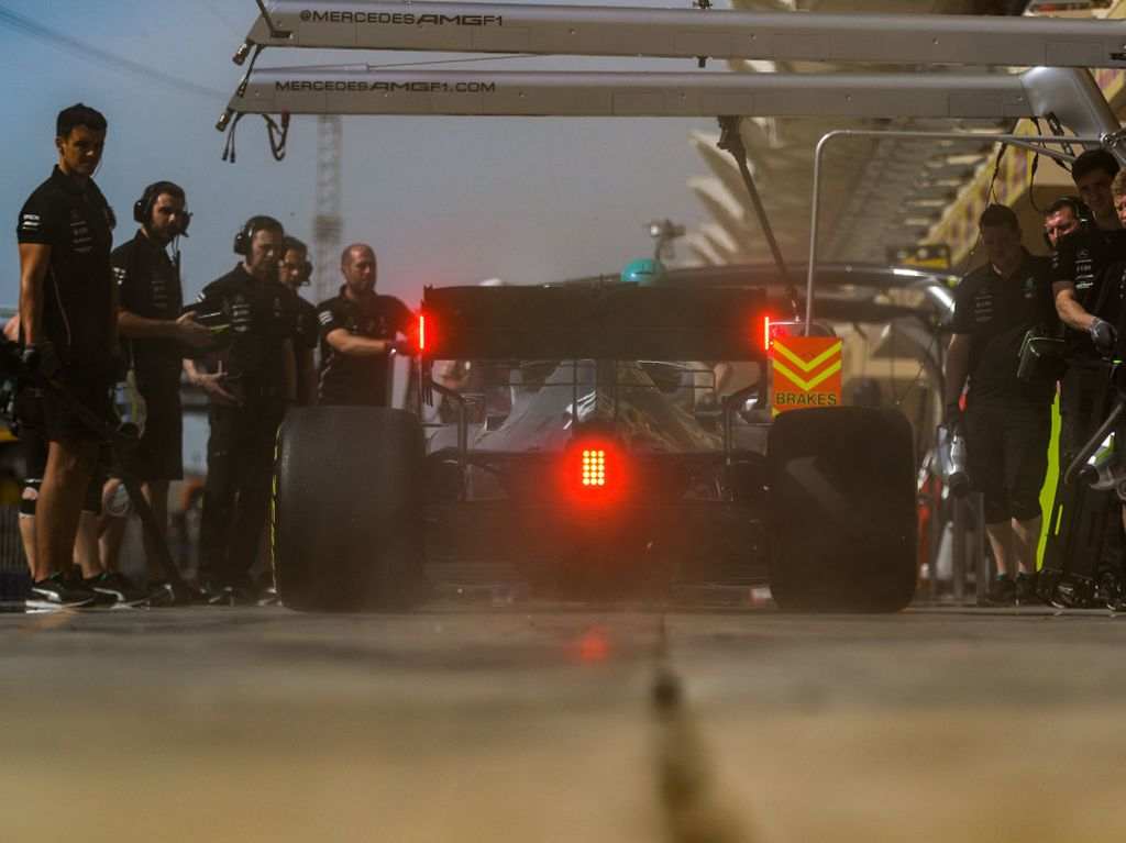 Mercedes have no plans to enter into a B-team style partnership with Racing Point.