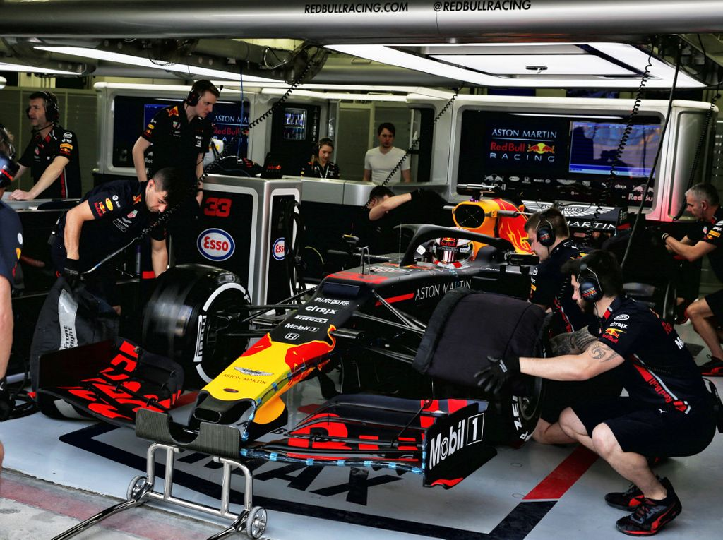 Helmut Marko says Red Bull will bring an aero update by the Spanish GP at the latest.