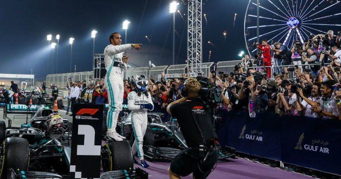 Formula E would be a future option for Lewis Hamilton after his Formula 1 career.