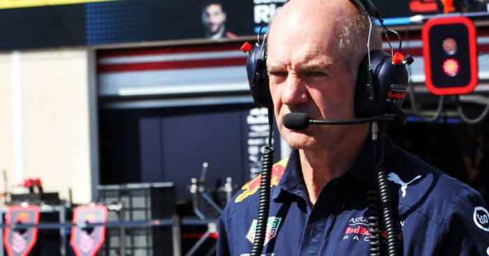 Adrian Newey heading for the Extreme E Championship with Veloce.