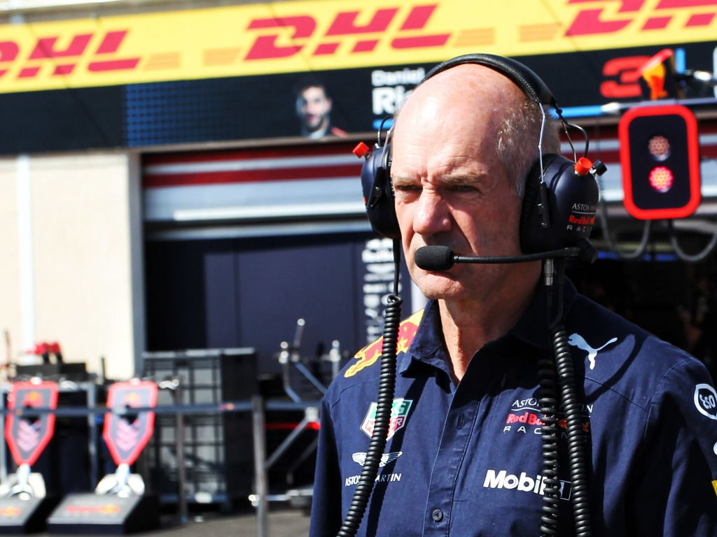 "Adrian Newey brands 2021 regulations an ""awful shame""."