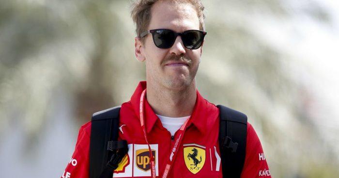 Sebastian Vettel: Under pressure at Ferrari?