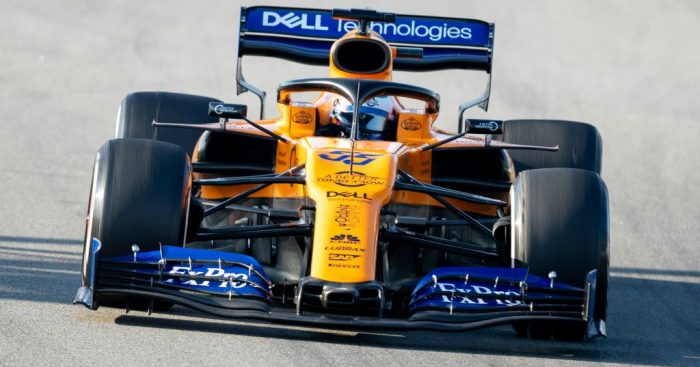 "Carlos Sainz says he was ""puzzled"" by McLaren's performances when fighting them for Renault in 2018."
